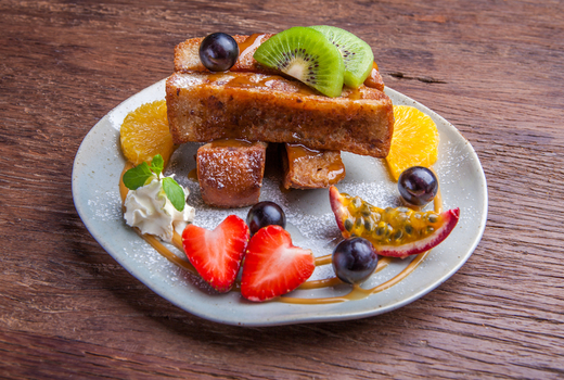 Lamano brunch french toast