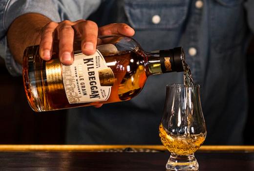 Nyc whiskey festival pour