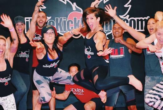 Ilovekickboxing everyone instructors