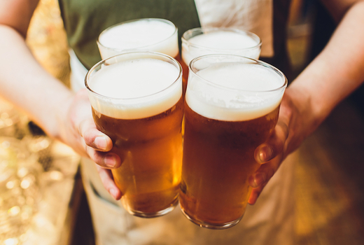 Han dynasty beers