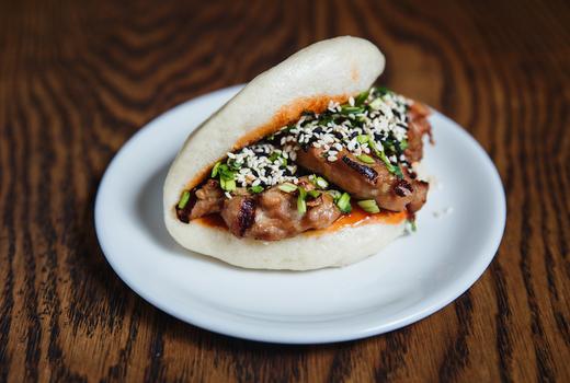 Han dynasty pork buns