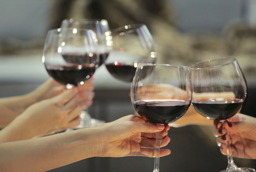 Han dynasty wines cheers