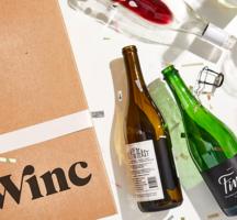 Winc wine delivery box