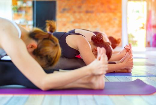 Dharma yoga reach