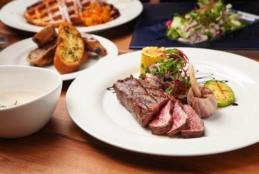 Essex restaurant steak inside