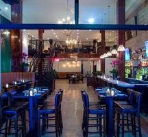 Essex restaurant inside view