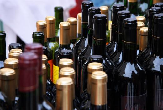 Mykonos taste bottle lineup