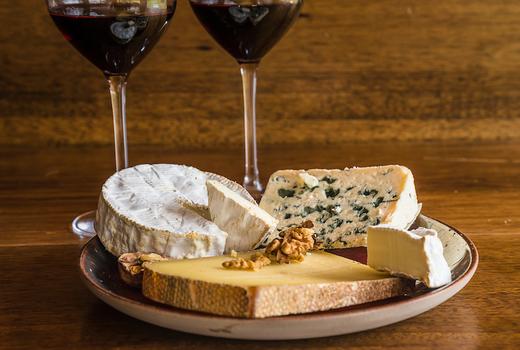 Mykonos taste wine cheese eats