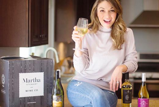 Martha stewart wine co cheers cute
