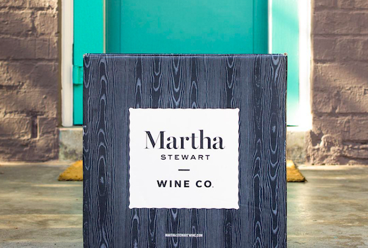 Martha stewart wine co box door
