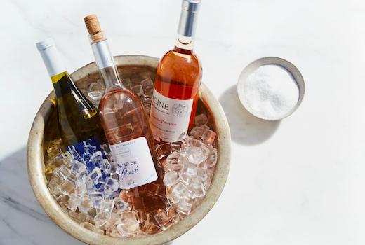 Martha stewart wine co iced chill