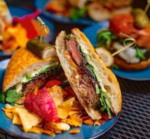 Tara rose sandwich