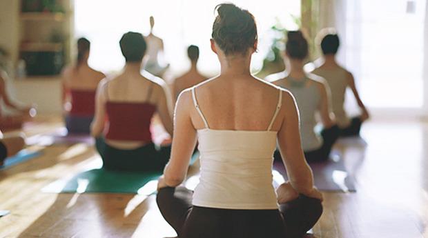 Bikram yoga les