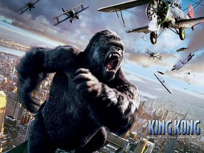 Free King Kong Screening  Central Park Conservancy Stage  events