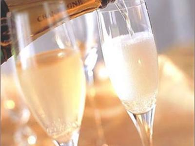 Champagne tasting sf
