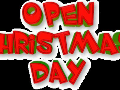 Open Christmas Day.Nyc Restaurants Open On Christmas Day New York Ny Eats