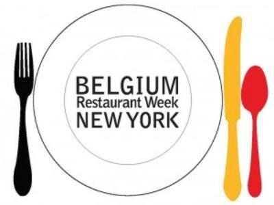 Belgium restaurant week