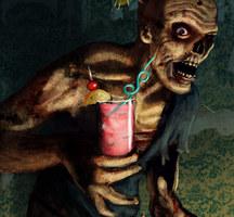 Zombie-drinking