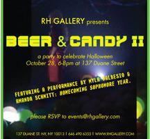 Beer-candy