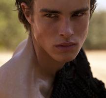 Male-hair-model