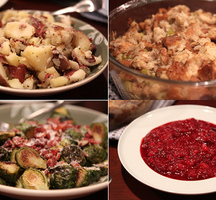 Thanksgiving-sides