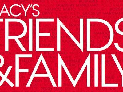 08b25d1bc Macy's Friends & Family Sale | Macy's Herald Square | fashion ...