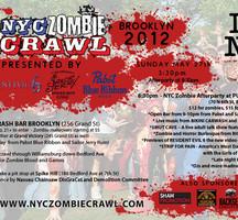 Zombie-crawl
