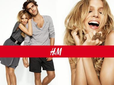 H and m man woman