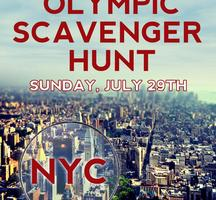 Olympic-scavenger-hunt