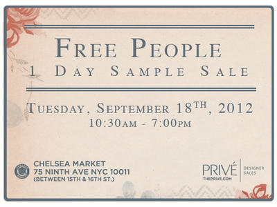 Free people prive