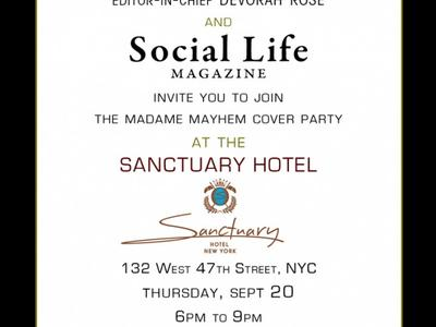 Social life madame mayhem
