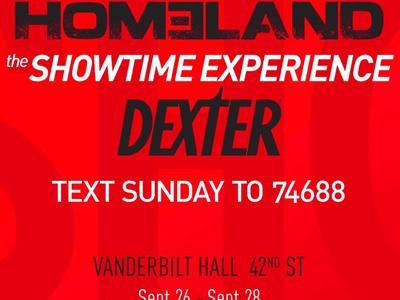 Homeland dexter 2