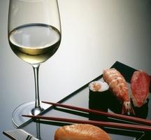 Sushi-wine
