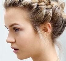 Braided-hair-model