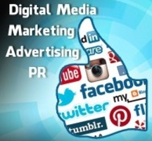 Digital-media-sign