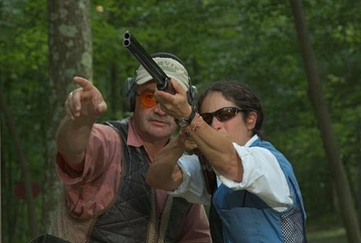 30 Off A Clay Shooting Instruction Day At Orvis Sandanona For Two