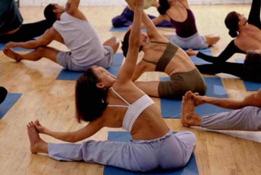 49 For A One Month Unlimited Pass To Bikram Yoga Lower