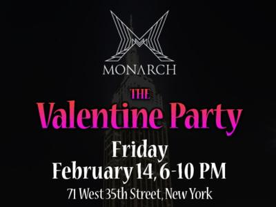 Valentine cocktail party feb14