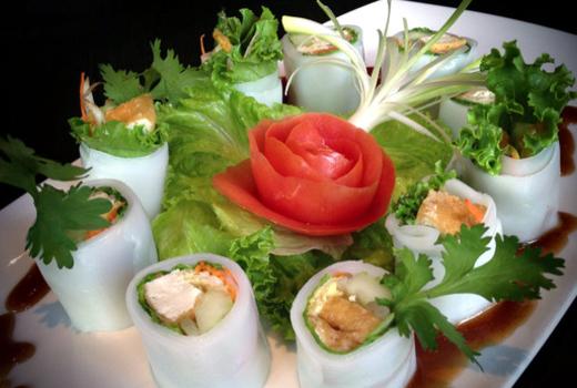 36 for a thai dinner for two at thai fusion restaurant for Aura thai fusion cuisine new york ny