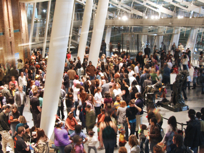Free museum admissions nyc brooklyn museum first saturday