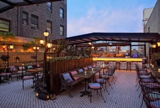 Hotel Chantelle Restaurant Nyc
