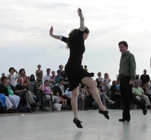 Dancing-park
