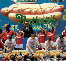 Hot-dog-contest
