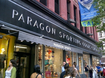 Big news for sports and activewear fans - the Paragon Sports warehouse sale hits NYC on Wednesday, with up to 80% off on so many brands including big names like adidas, ASICS, Burton, Merrell, Nike, Patagonia, Spyder, The North Face and more!
