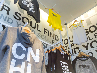 Soul Cycle Sample Sale   260 Sample Sale, Wooster Street   fashion