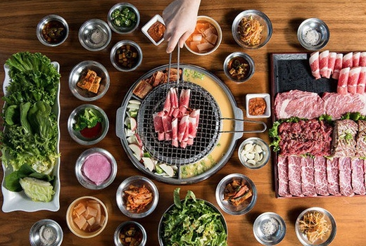 79 For A 3 Course Korean Bbq Dinner For Two With A
