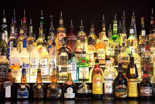 Image result for top shelf bar