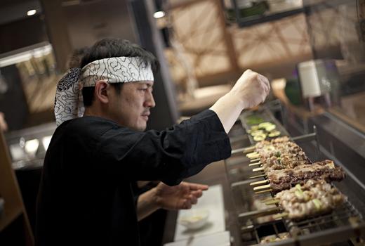 Jacks sliders sushi 2016