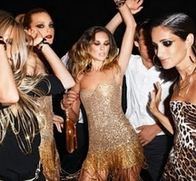 Models-party