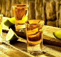 Tequila-tasting
